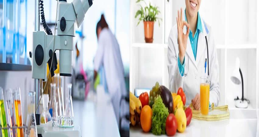 علوم تغذیه یا علوم آزمایشگاهی؟